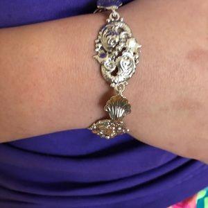 Vintage Cini sterling bracelet